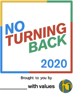No Turning Back 2020